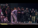 Dnoi vs Kid Boogie [popping final] .stance Versastyles 12th Anniv