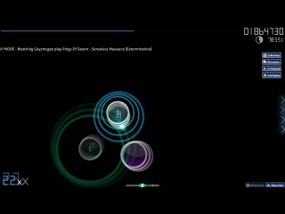 Gayzmcgee | Rings Of Saturn - Senseless Massacre [Extermination] | 75.73% 9.32* Pass