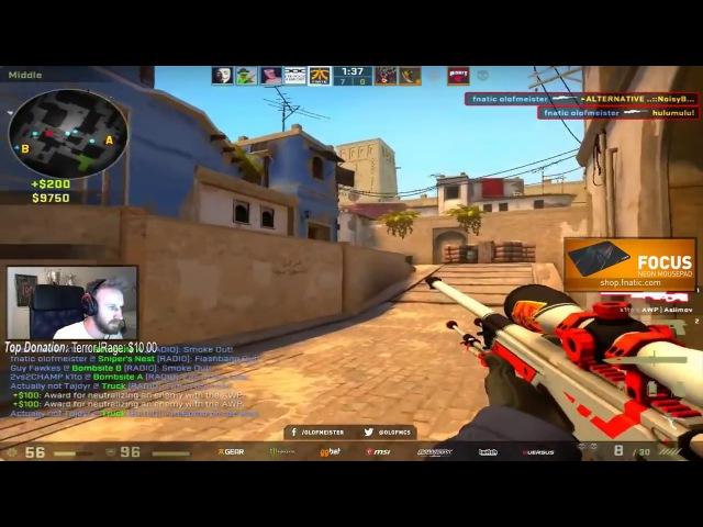WUN TEPS! Olofmeister Random Stream Clips 3