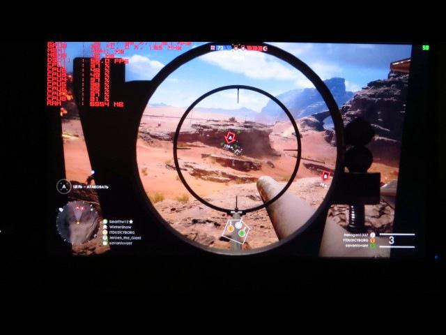 Battlefield 1 [i7 4770k@4.2Ghz 1070 FE (SLI OFF)]
