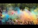 Фестиваль красок БелХоли в Барановичах