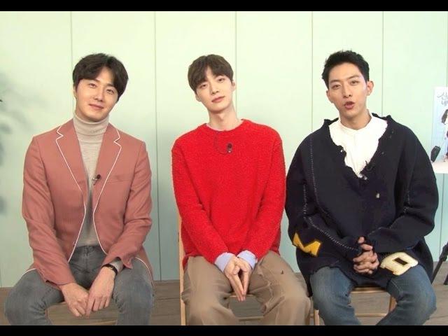 Kstyle独占 主演3人からのメッセージ「シンデレラと4人の騎士<ナイト