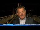 Новую подсветку Моста влюбленных протестировали в Тюмени