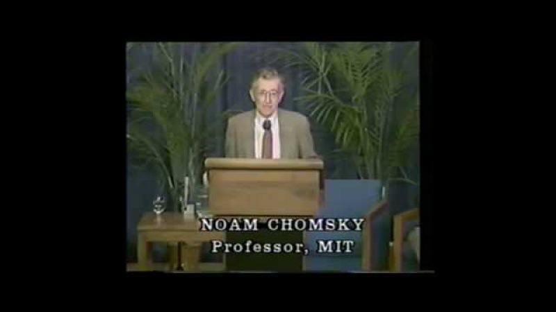 Noam Chomsky: The Lying, Freemason and Illuminati, Elites, Game, (full) (2015)