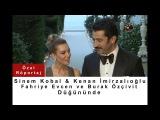 Sinem Kobal & Kenan İmirzalıoğlu'nun Fahriye & Burak Düğünü Röportajı