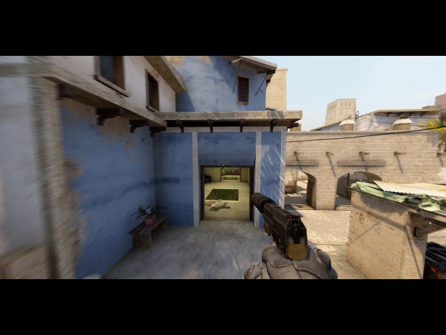 CS:GO MatchMaking - PiK0 Fast ACE with usp-s only HS