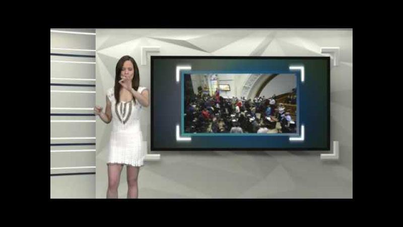 (Vídeo) Larissa Costas / A Un Click Referendo o golpe: Venezuela 28.10.2016