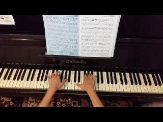 Память из Мюзикла Кошки/ Memory from the Musical Cats (Э.Л. Уэббер) piano cover