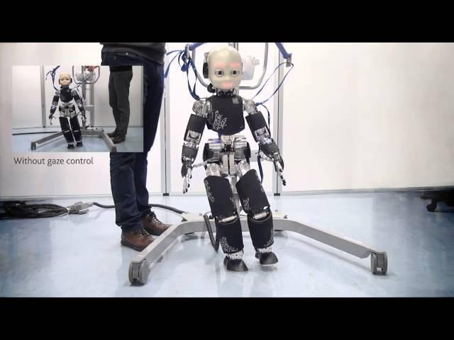 ICub — робомальчик, умеющий видеть, чувствовать, познавать и учиться