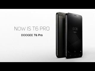 Doogee T6 Pro 4G Phablet - недорогой, но ОЧЕНЬ продвинутый смартфон с мощным аккумулятором