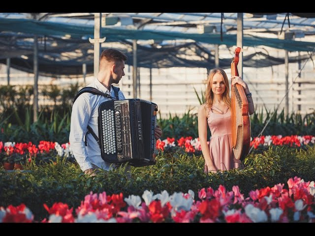 Amelie Soundtrack - Yann Tiersen by BB project Valse (bandura and accordion)Ukrainian cover music