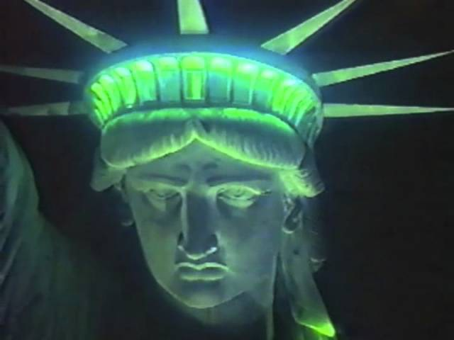 David Copperfield: The Statue of Liberty Dissapears