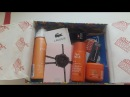 AllureBox Август 2016 Мой состав коробочки KristiNishka Отзыв о продуктах
