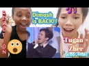 Bestfriend's REACTION!Dimash Kudaibergen singing Tughan Zher/My Homeland