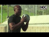 NOC Archives Tim Bradley Stretching and Medicine Ball Work Training Days - Part 1