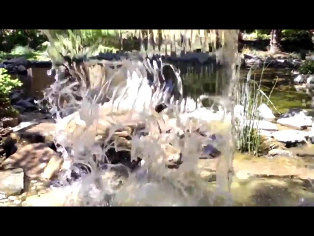 Как построить водоем Презентация Кости Юдина (How to build a pond)