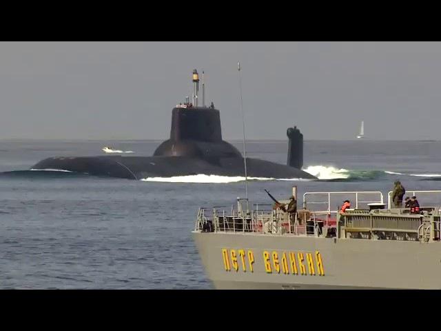 Nuclear Battle Cruiser