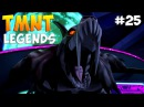Черепашки-Ниндзя Легенды Обновление. Прохождение TMNT Legends Update IOS Gameplay 2016