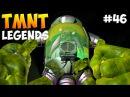 Черепашки-Ниндзя: Легенды. Прохождение 46 (TMNT Legends IOS Gameplay 2016)