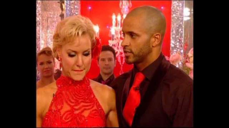 Ricky Whittle Natalie Lowe Semi Final Argentine Tango 2009 Strictly