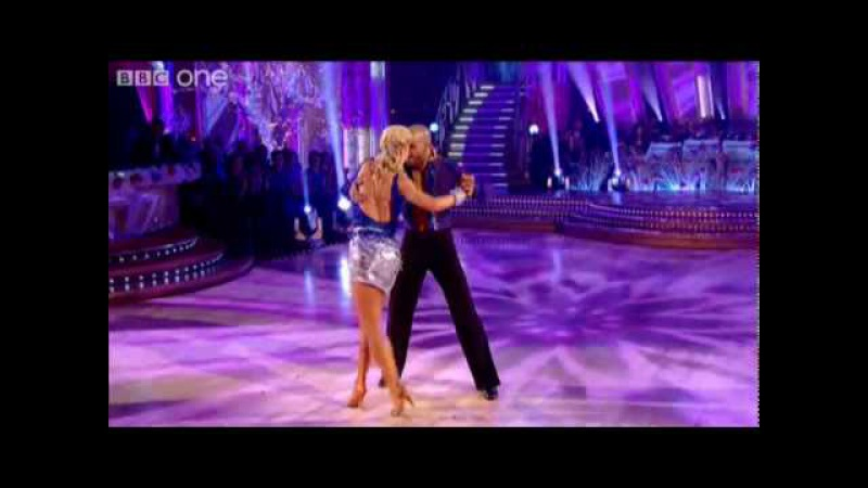 Final Results: Ricky Whittle's Cha Cha