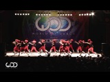 Art Force Crew 3rd Place World of Dance Europe 2013 (Germany)