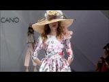 Matilde Cano Barcelona Bridal Fashion Week 2016 Exclusive