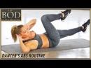 Dancer's Abs Routine: The BOD -Dancing with the Stars' Kym Herjavec