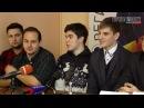 Тверская команда «Плюшки имени Ярослава Гашека» - участники Высшей лиги КВН