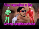 You reposted in the wrong neighborhood special edition