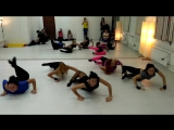 Педагог Сёмина Елена. стриппластика.Gangsta (OST Suicide Squad 2016) Kehlani