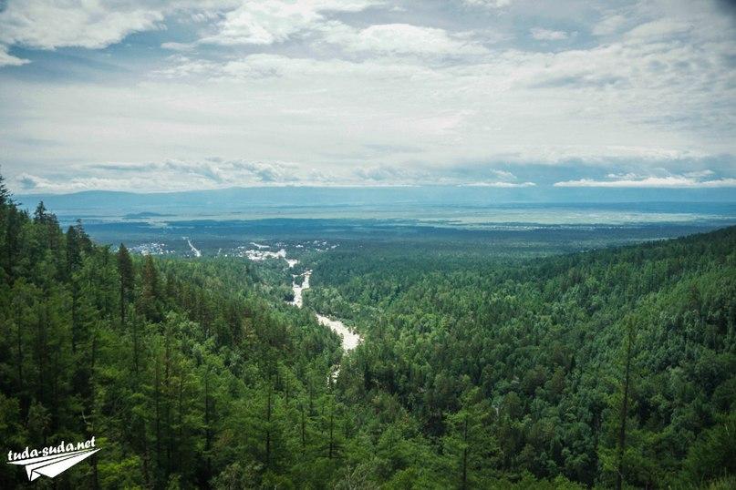 Тункинская долина фото