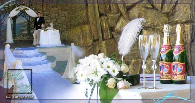 Свадебная церемония, ведущий Артём Порубов