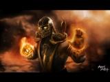 MK9. Все фаталити Скорпиона.