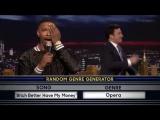 "Opera version of Rihanna's ""Bitch Better Have My Money"" by Jamie Foxx"