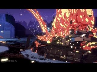 Hybrid Wars - Любителям ретро-стрелялок (Обзор Review)