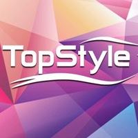 Логотип  TopStyle Сделано для танца Тамбов