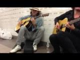Джаред Лето играет The Kill в Нью-Йоркском Метро