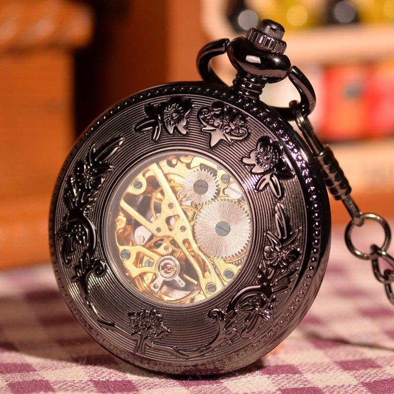 Винтажные карманные часы -