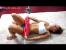 Sexy Big Butt and Legs Workout Motivation! w Vicky Justiz