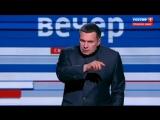 Владимир Соловьев доходчиво об акциях оппозиции