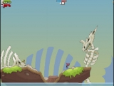 Вормикс Я vs Пижон (4 уровень)