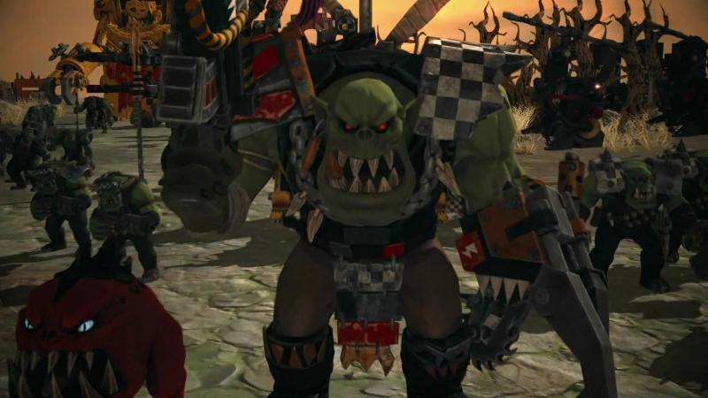Warhammer 40000 Sanctus Reach Legacy of the Weirdboy