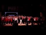 Анимация школы танцев Dance Life на отчетном концерте. Танцы в Белгороде