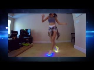 Colors-LED Shoes Кроссовки со светодиодами.