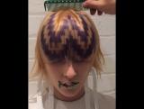 Кто бы НИ ЗА ЧТО не решился на такое с волосами?