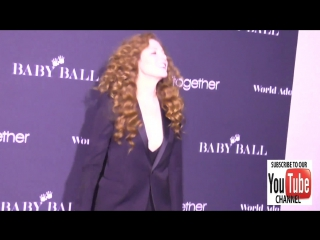 Rachelle Lefevre at the 2nd Annual Baby Ball Gala at NeueHouse in Hollywood