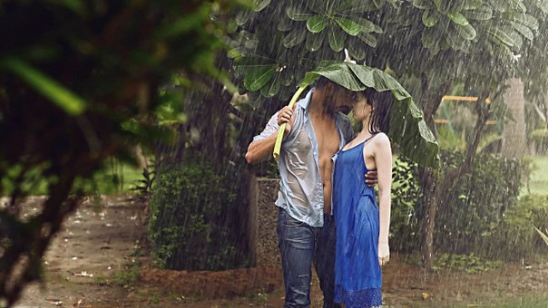 the romantic in the rain g What is it like to kiss in the rain update cancel ad by boomerang for gmail why is kissing in the rain considered romantic how does a first kiss feel.