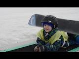 Сэн и таинственное исчезновение Тихиро. Сноуборд и лыжи. День 3.