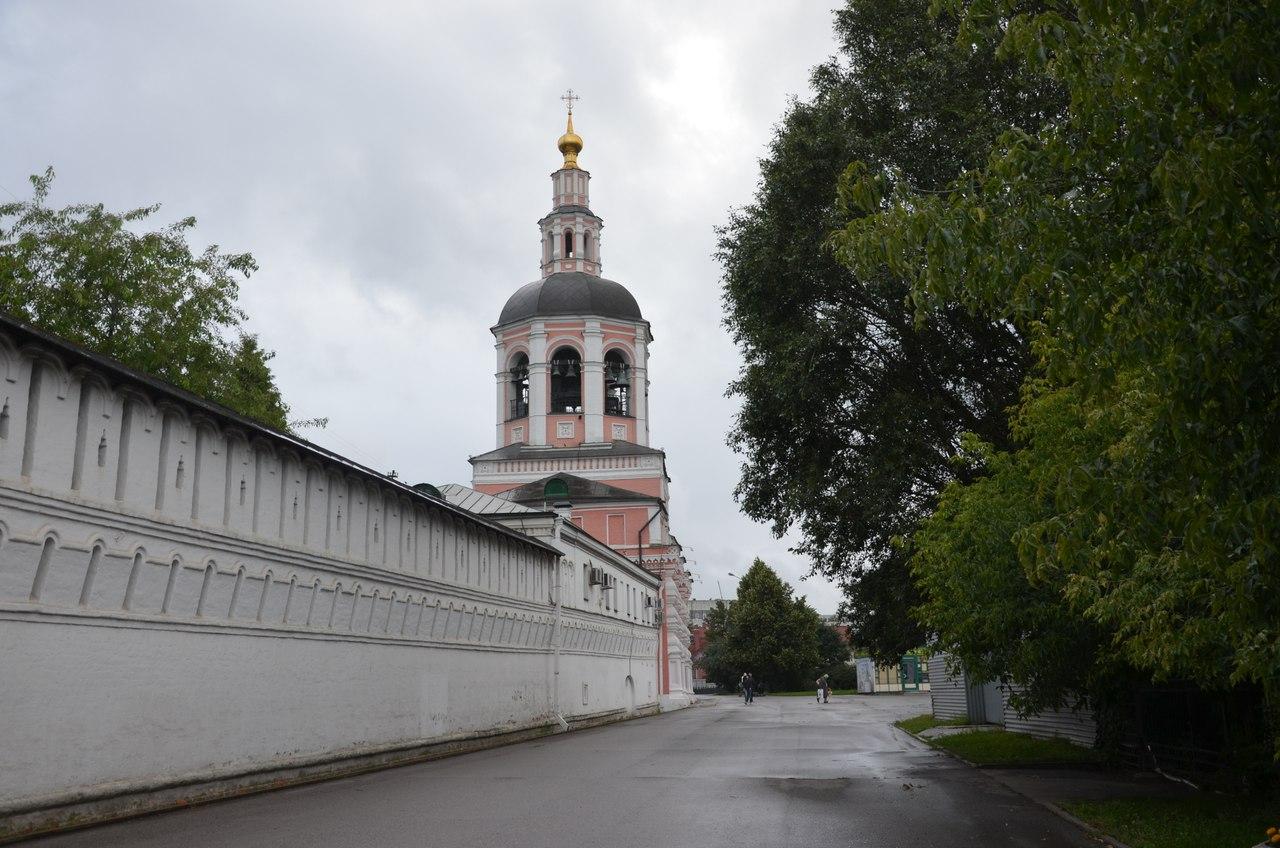 rcypVLuZMJc Данилов монастырь первый монастырь Москвы.
